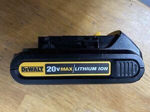 Dewalt 18v 20v 1.5ah Battery DCB201