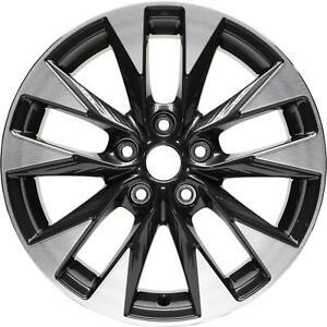 New 17 inch Alloy Wheel Rim Fits Nissan Sentra 2016 2017 2018  ALY62730U35N