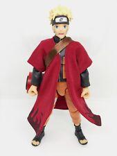 JK-R-SA: FIGLot Fabric Robe & Scroll for SHF Sage Mode Naruto (No Figure)