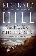 The Price of Butcher's Meat (Dalziel and Pascoe)-ExLibrary
