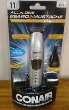 Conair for Men All in One Beard Mustache Trimmer 11 Piece T04 Model GMT175R NEW