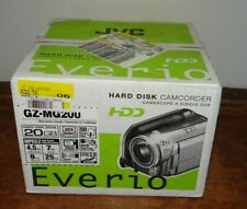 JVC Everio GZ-MG20U 20 GB HDD Hard Drive Camcorder New/Open Box