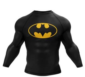 Batman BJJ Rash Guard