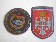 JNA YUGOSLAVIA SERBIA ARMY AVIATION PATCH AIR FORCE BOSNIA VRS EMBLEM MILITARY