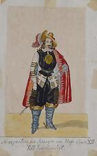 Frankreich France Musketiere Degen Fechten Duell Mantel Uniform Dumas Richelieu