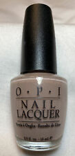 Opi Nail Lacquer, Black Label, Rare, Unopened, Tinsel Town Taupe