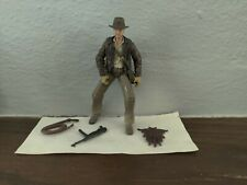 New listing Hasbro Indiana Jones Last Crusade Indiana Jones Action Figure Complete w/relic