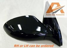 HOLDEN STATESMAN WH / COMMODORE VT, VU AND VX ELECTRIC DOOR MIRROR BLACK