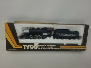 Tyco Chattanooga 638 Steam Locomotive with Tender HO Scale
