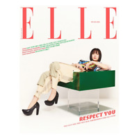 엘르 [ ELLE KOREA ] 2021 March Whole Magazine Cover Random 1 of 3 Bae Doo Na etc.