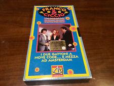 Franco e ciccio I due Gattoni a nove code e mezza ad amsterdam  VHS  1972
