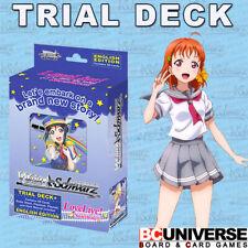 Love Live! Sunshine!! Weiss Schwarz Trial Deck+