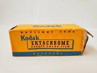 120 Film Kodak Ektachrome for Color Slides. Expired Oct. 1954. Free Shipping