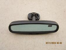 98-02 LINCOLN CONTINENTAL AUTO DIM COMPASS REAR VIEW MIRROR 8 PINS CONNECTOR OEM
