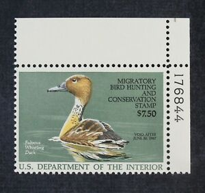 CKStamps: US Federal Duck Stamps Collection Scott#RW53 $7.50 Mint NH OG