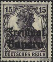 Bayern 141 postfrisch 1919 Germania mit Aufdruck