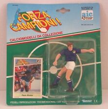 SEALED FORZA CAMPIONI Action Figure & Card PAOLO MALDINI Italy National Kenner