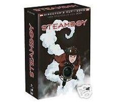 DVD STEAMBOY (2 dvd) di Otomo - Ed. limitata n. 128 / 700