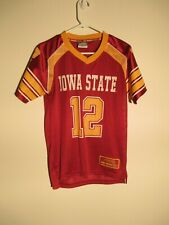 Colosseum Jersey Iowa State Cyclones Youth 8 - 10