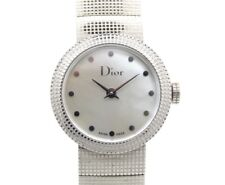 Dior Baby D CD041110M003 Mother of Pearl Ladies Watch