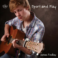 James Findlay : Sport and Play CD (2011) ***NEW***