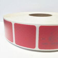 10 M Diamond Grade 997-s//ONU ECE R 104//Reflex Film Rouge Camion planification//Geocaching