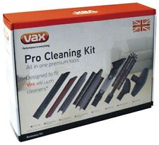Vax Vacuum  Pro Cleaning Kit All-In-One  Premium Accessories Tools VPCK