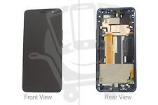 Genuine HTC U11+ Ceramic Black LCD Screen & Digitizer - 80H02125-02
