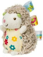 Mary Meyer Taggies Interactive Plush Baby Rattle