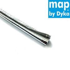 1m Hitzeschutzschlauch ID16 mm Klettverschluss 800°C Kabelschutz Thermo Schlauch