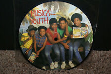 """MUSICAL YOUTH NEVER GONNA GIVE YOU UP PICTURE 7"""" MINT NEW  HTF OOP UK IMPORT"""