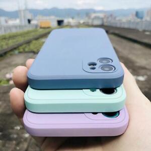 Upgrade Kamera Flüssigkeit Silikon Hülle Abdeckung Für iPhone 12 Pro Max 11 XS X