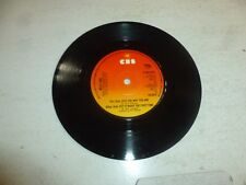 "BILLY JOEL - Just The Way You Are - 1977 UK solid centre 7"" vinyl single"
