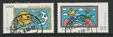 Germany 2008 Greetings Stamps (Sheet Stamps) SG 3536-3537 FU
