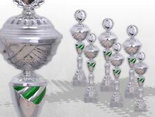 6er Pokalserie KANSAS GROSSE POKALE XXL Pokale mit Gravur günstig kaufen GRÜN