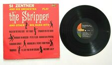 The Stripper and other Big Band Hits, Si Zentner 33 Rpm Lrp 3247 Liberty Records