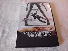 Transporter - The Mission - DVD  FSK 12 OVP