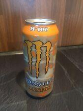 Monster Energy Drink Monster M-100 Phantom USA leer Empty RAR Sammler