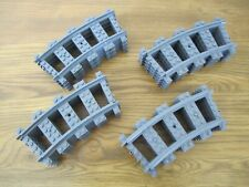 Lego Train Track Curved - Circle - 16 Pieces, New - 7939,60052,7499,7896,60205