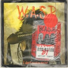 W.A.S.P. Metal 45RPM Speed Music Records