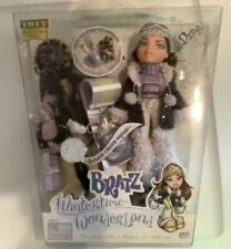 New Bratz Doll Wintertime Wonderland Dana Winter Snow