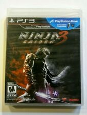 Ninja Gaiden 3 (FACTORY SEALED & AUTHENTIC) PlayStation 3, PS3, RARE Game, 2012