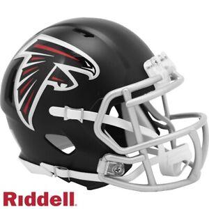 Atlanta Falcons Riddell Speed Mini Football Helmet -New In Riddell Box 2020 Logo