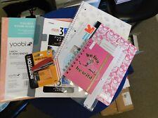 Miscellaneous Girl's School Supplies