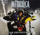 """CD METALLICA """"THE UNFORGIVEN II"""" PART THREE, 4 TITRES, D'OCCASION, TRES BON ETAT"""