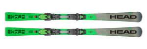 MODELL 2020 HEAD SUPERSHAPE i MAGNUM + Bindung PRD12 GW Schi Ski MONTAGE !
