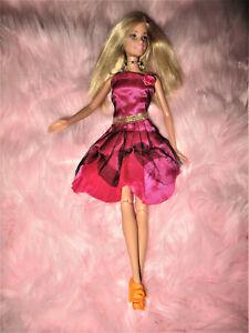 Mattel Fashionista Barbie Articulated Legs 2013