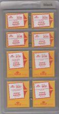Prinz/Scott Stamp Mounts Assortment Mix 8 Sizes / 320 Mounts Clear Free Shipping