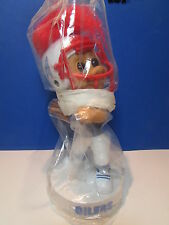 "HOUSTON OILERS BOBBLEHEAD TROLL - 9"" Russ Troll Doll - NEW IN PACKAGE - Rare"