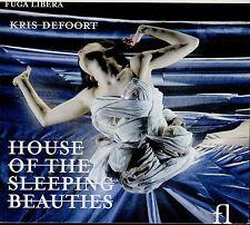 KRIS DEFOORT  house of the sleeping beauties  /  DOUBLE CD Digipack